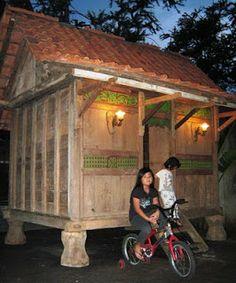 TOKO BARANG ANTIK: Dijual: Rumah Tua Dari Kayu Jati & Rumah Gladak Original Antik Fuel Kayu Jati | Rumah Kayu | Pinterest
