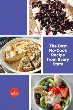 Eat your way across the country—no cooking required!