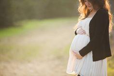 beautiful maternity pic