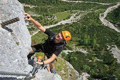 Klettersteiggebiet Nr. 1 in Österreich - Ramsau am Dachstein | Sehenswürdigkeit…