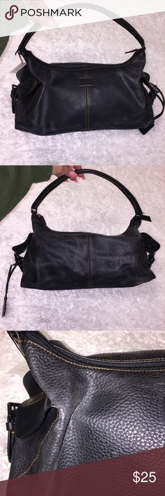 "Bally Paris Purse Cute shoulder bag. 14"" by 7"". black, some fading seen in on bag. Feel free to ask any questions, no trades/model photos sorry. Offers thru offer button only! Items ship same day M-F if purchased before 2pm PST! :) Bally Bags"