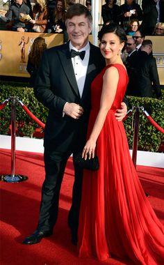 Report: Alec Baldwins Wife Hilaria Is Pregnant!   E! Online