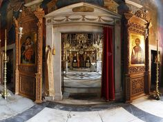 Byzantine Icons, Armoire, Spaces, Furniture, Home Decor, Clothes Stand, Decoration Home, Closet, Room Decor