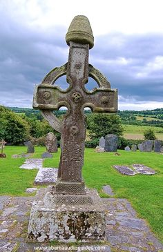 Ahenny High Crosses, County Tipperary, Ireland