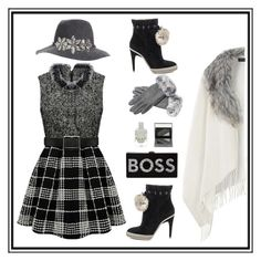 """""""Work Outfit - Gray Dress"""" by summer913 ❤ liked on Polyvore featuring Dorothy Perkins, BCBGMAXAZRIA, Burberry, Milly, Kathy Jeanne, minidress, workoutfit and graydress"""