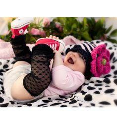 Black Newborn Lacettes