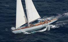 Classic sailing yacht - SPIRIT 100 - Spirit Yachts