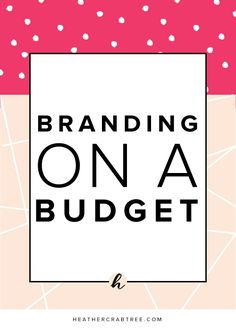 As a fellow female entrepreneur, I totally understand having a very tight budget in the beginning and that's nothing to feel bad about. When you're just starting out…