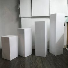 Display Pedestal, Pedestal Stand, Wedding Columns, Giant Letters, 3d Letters, Monogram Letters, Plexiglass, Yellow Curtains, Lumiere Led