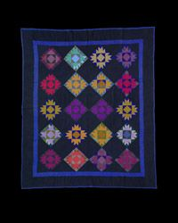 Antique Ohio Amish Quilts from the Darwin Bearley Collection at San Jose Museum of Quilts