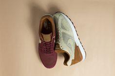 "size? x Nike Air Pegasus ""Terracotta"" Pack"