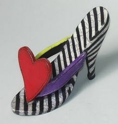 Crazy Shoes, Me Too Shoes, Ceramic Shoes, Fairy Shoes, Paper Shoes, Ugly Shoes, Pottery Designs, Shoe Art, Shoe Collection
