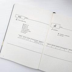 minimal list via @miss_konfetti.journal