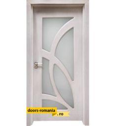 Uși de interior în România la un preț super | Doors Romania Interior Door Styles, Interior Modern, Wooden Door Design, Wooden Doors, Home Plans, Interiors, Modern Interior, Wood Doors