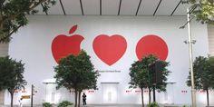 LApple Store di Singapore aprirà ufficialmente il 27 Maggio!