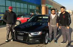 Congratulations to Mr. SIngh with his purchase of a 2015 Audi A4 @autopdirect! . #autopdirect #autoplanetdirect #usedcars #happy #performanceautogroup #Brampton #audi #a4 #canada #ontario #fall2016 #autoplanet