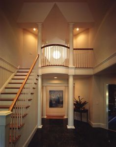 Large Footprint - traditional - staircase - baltimore - Penza Bailey Architects