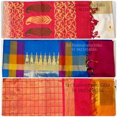 Diwali ke shubh ghadiyon ke liye Shubharambh Collection - Kancheepuram handloom pure silk sarees. Book now 91 9821054556 Sri Padmavathi Silks, the only South Indian store in Dombivli, India. Kancheepuram handloom pure silk sarees in Mumbai. International shipping available. Wholesale orders accepted. #kanjivaram #kancheepuram #silksaree #beautiful #fashion #love #loveforsaree #hatke #silkgold #mumbai #Dombivli #chennai #thane #mulund #matunga #usa #uk #dubai #canada #malaysia #singapore #buy