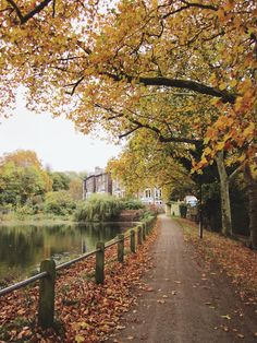 """mrsscouser: """"Few things can compare with London in autumn """""""