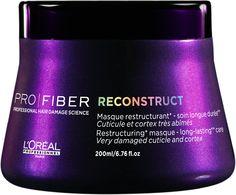 L'Oréal Professionnel PRO|FIBER Reconstruct Restructuring masque 200ml.