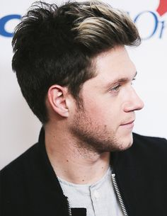 He's the most beautiful thing I've ever seen (beside Louis, Liam and Harry)
