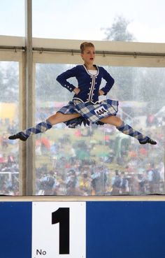 scottishhighlanddancer:  Abbie McNeil, Cowal 2012.