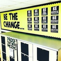 Excellent Great hallway display to encourage positive behaviors. Perfect for bulletin… The post Great hallway display to encourage positive behaviors. Perfect for bulletin…… appeared first on Post Decor . Classroom Bulletin Boards, Classroom Setting, Classroom Door, Classroom Setup, Classroom Design, School Classroom, Classroom Organization, Classroom Management, School Office