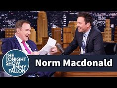 Norm Macdonald Releases His Medical Records - YouTube