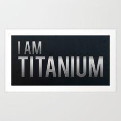 Titanium ;-)