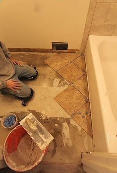 DIY Bathroom Remodeling Tips Guide Help Do It Yourself Techniques for How to Bathroom Renovations Pictures Photos .