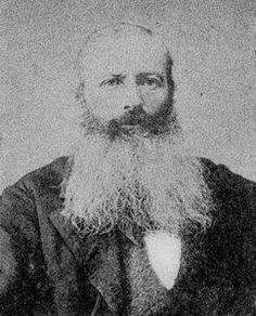 M. Thomas Jamme, 1er colon de Roberval.