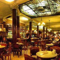 Gran Café Tortoni in Baires, Buenos Aires C.F.