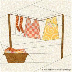 Blokken 2015 – Heleen Pinkster Quilt Design