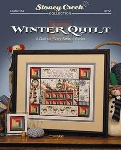 Winter Quilt pattern