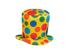 Clown Hats Caps & Headwear for Fancy Dress Costumes & Outfits Accessory Clown Hat, Boat Parade, Joker, Period Costumes, Caps Hats, Floor Chair, Fancy Dress, Bunt, Ebay