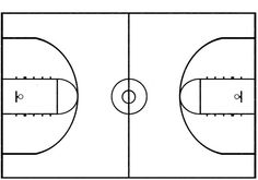 Basketball Coloring Pages Picture Sports | Hagio Graphic