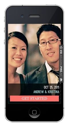 So awesome - No need for disposable cameras at your wedding! Wedding Party lets you create & customize your own  app that your guests download. The photos captured by your guests at your wedding are then instantly shared with you and the other guests in real time! You can download them after your wedding for printing, scrap booking, etc. And it's FREE! | CHECK OUT MORE IDEAS AT WEDDINGPINS.NET | #weddings #weddingplanning #coolideas #events #forweddings #weddingplaces #romanc
