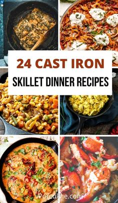 Cast Iron Skillet Cooking, Best Cast Iron Skillet, Iron Skillet Recipes, Cast Iron Recipes, Skillet Dinners, Cast Iron Chicken Recipes, Healthy Dinner Recipes, Cooking Recipes, Healthy Meals