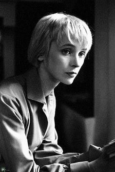 Edith Scob (born 21 October 1937) is a French actress