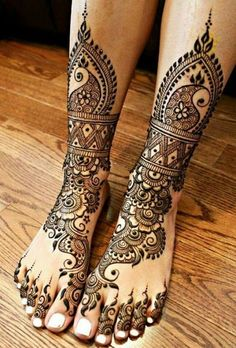 New Ideas Indian Bridal Henna Mehndi Mehendi Dulhan Mehndi Designs, Mehandi Designs, Mehndi Designs Feet, Latest Bridal Mehndi Designs, New Bridal Mehndi Designs, Mehndi Design Images, Arabic Mehndi Designs, Bridal Henna, Indian Bridal