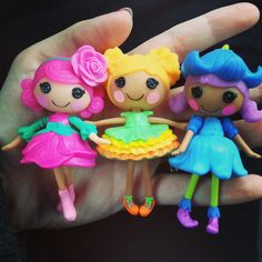Sneak Peek! New Garden Mini Lalaloopsy!