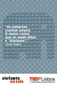 Qual o maior, para si? TEDxLisboa | 31 outubro | Aula Magna  Junte-se a nós na conversa. Bilhetes disponíveis em www.tedxlisboa.com