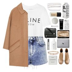 6PM in New York by knightnightingale on Polyvore featuring Brian Lichtenberg, Zara, Topshop, Givenchy, Cartier, Uncommon, NARS Cosmetics, Byredo, Fresh and Colbert MD