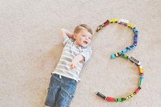 Cars toddler boy birthday photography