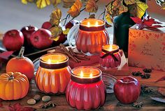 Partylite Candles just rock. I just bought some candles at Extra Foods after years of buying only Partylite. I'll never make the mistake again.