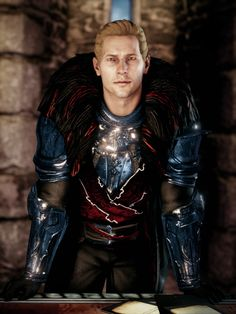 Cullen - Every time I see a picture of him, I lose my breath.