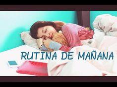 MI RUTINA DE MAÑANA♥   VIKKICLOE - YouTube