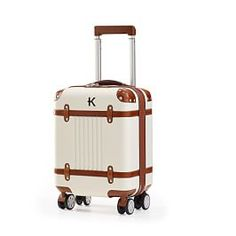 Terminal 1 Carry-On and Checked Luggage Set Buy Luggage, Carry On Luggage, Carry On Bag, Personalized Luggage, Monogrammed Luggage, Rolling Briefcase, Travel Size Toiletries, Travel Cubes, Briefcase Women