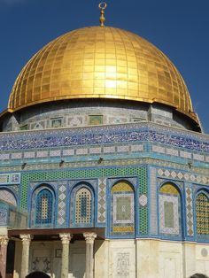 Dome of the Rock on Temple Mount in Jerusalem from my November trip. Places Ive Been, Places To Go, Stainless Steel Sheet, Dome Of The Rock, Temple Mount, Go See, Palestine, Jerusalem, Mosque