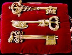 Victorian Keys